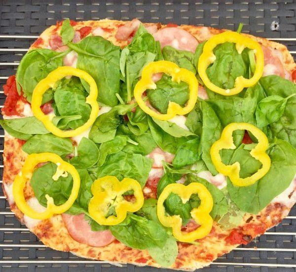 PIZZA – PÅ DEN FEDE MÅDE