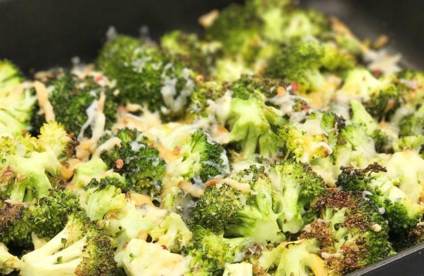 Broccoli -på den fede måde