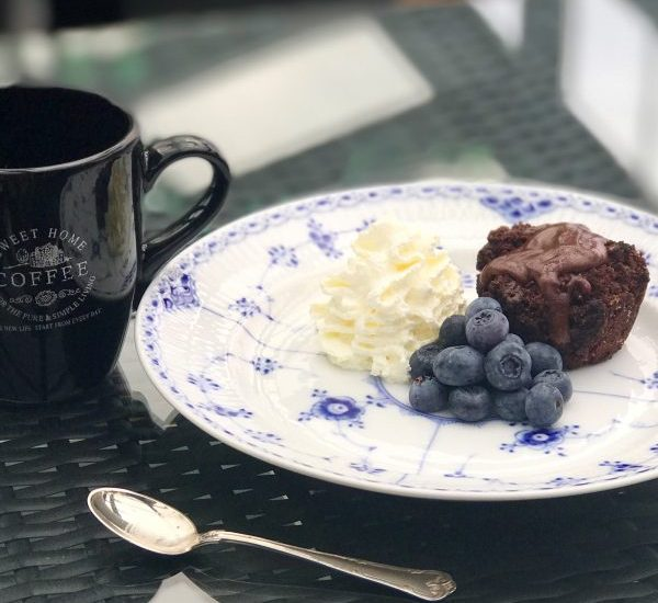 Tirsdags-tanker og chokoladekage!